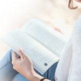 台風の日に読書
