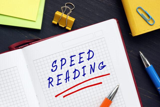 読書を習慣づける最強の方法!右脳速読法「瞬読」とは